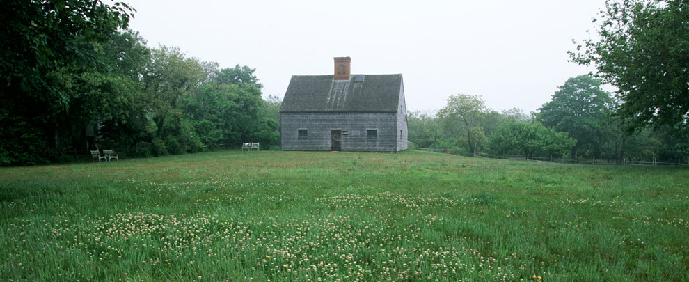 Nantucket Oldest House - Nantucket Island History