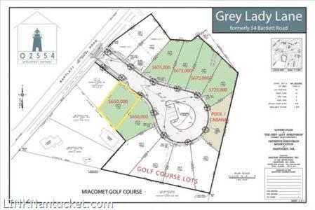 13 Grey Lady Lane, Miacomet | BA:  . | BR:  | $650000 (1)