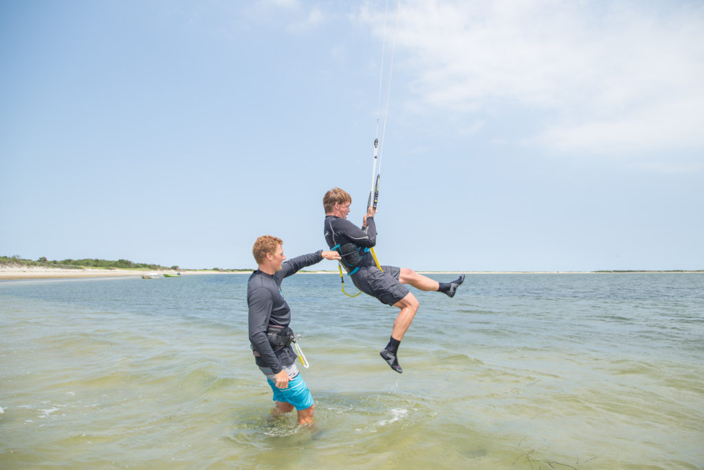 Kiteboarding Nantucket img