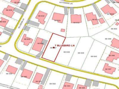 7 Bluebird Lane, Naushop   BA:  0.0   BR: 0   $350000 (1)