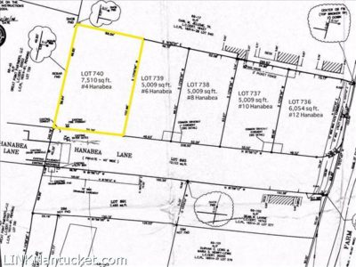 4 Hanabea lane  Lot #740, Mid Island | BA:  . | BR:  | $499000 (1)