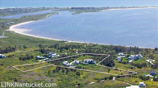 202 & 210 Eel Point Road, Nantucket, MA | BA:  9.2 | BR: 6 | $8900000 (1)