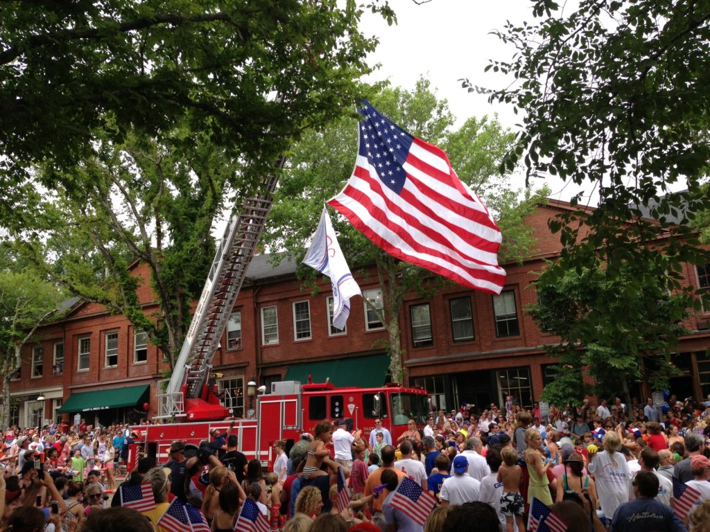 Nantucket Fourth of July Events