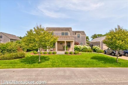 12 Ellens Way, Nantucket, MA | BA:  4.1 | BR: 4 | $3395000 (1)