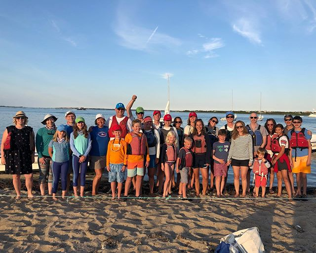 Community Spotlight: Nantucket Race Week & Community Sailing img
