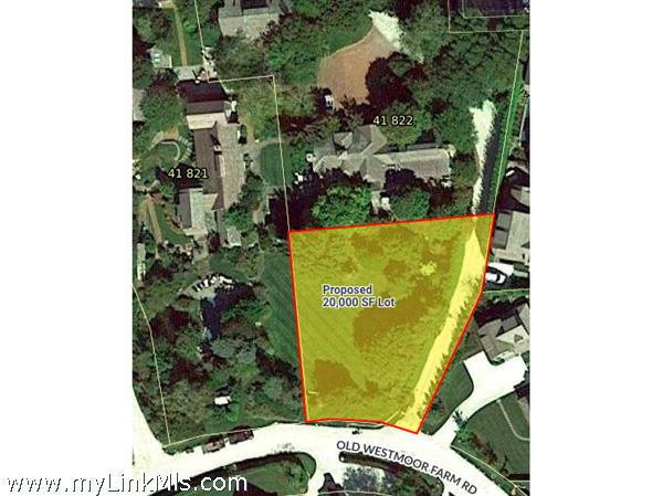8 (portion of) Old Westmoor Farm Road|Cliff | sale