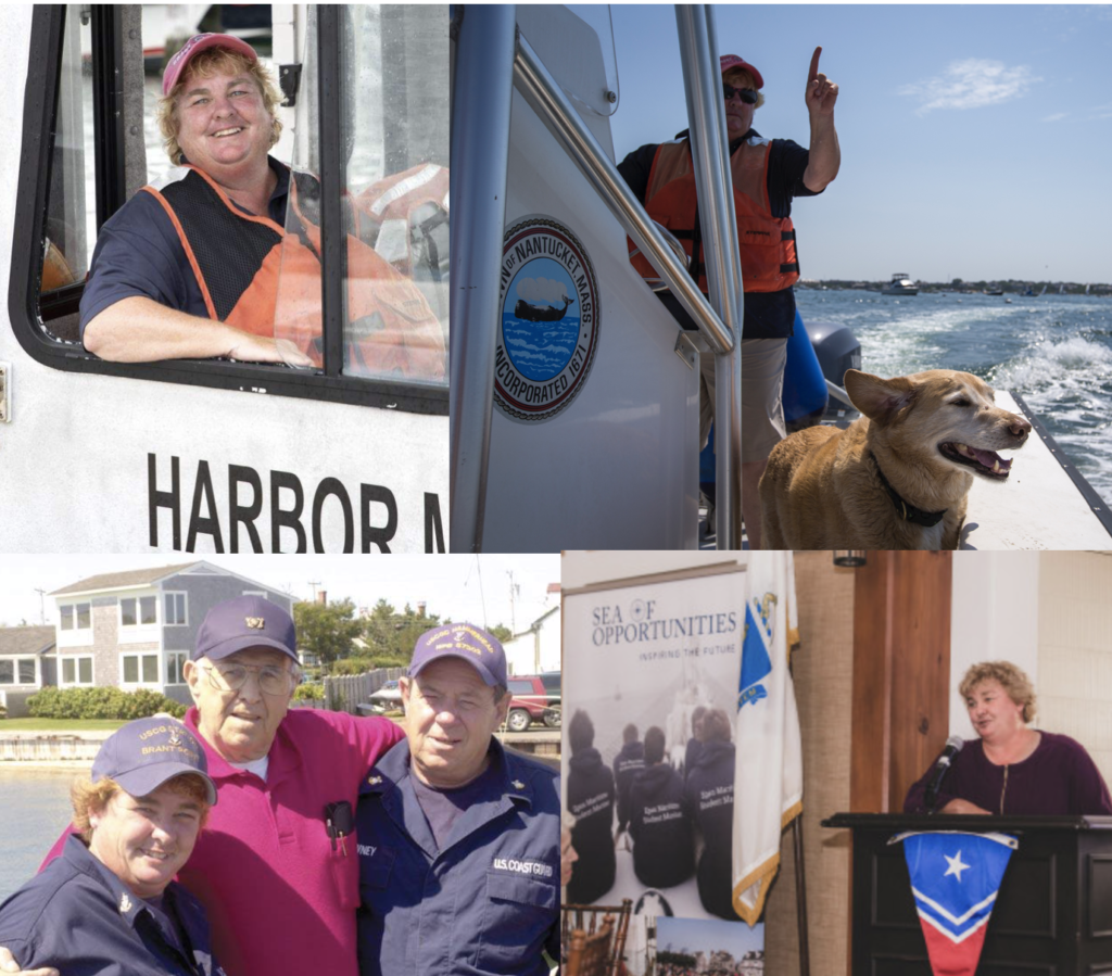 Distinctively Nantucket, Harbormaster, Sheila Lucey img
