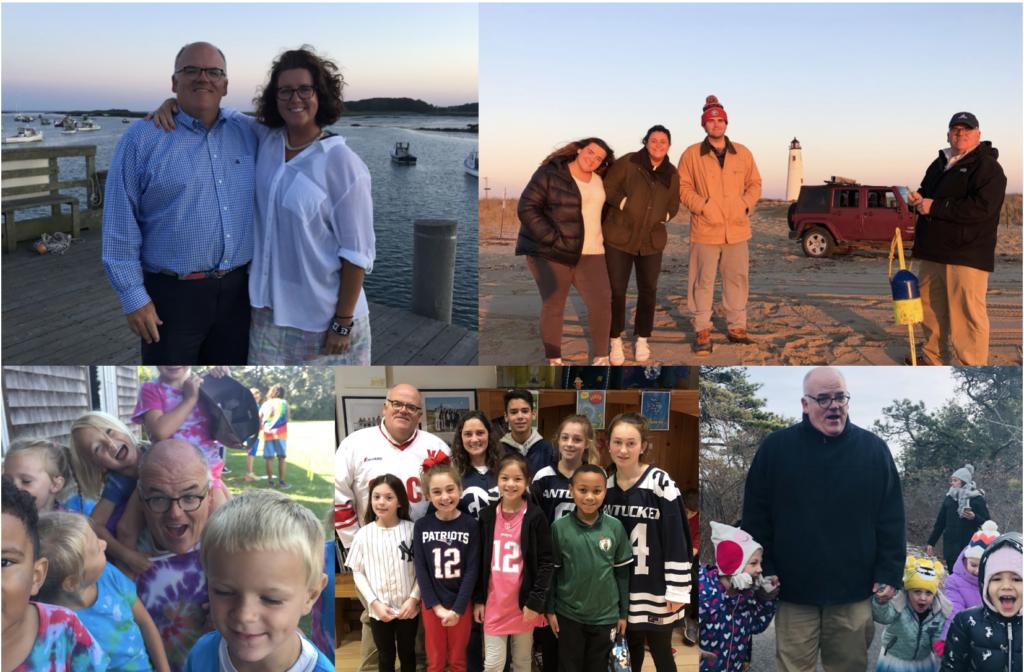 Distinctively Nantucket: Todd Eveleth, Head of School, Nantucket New School img