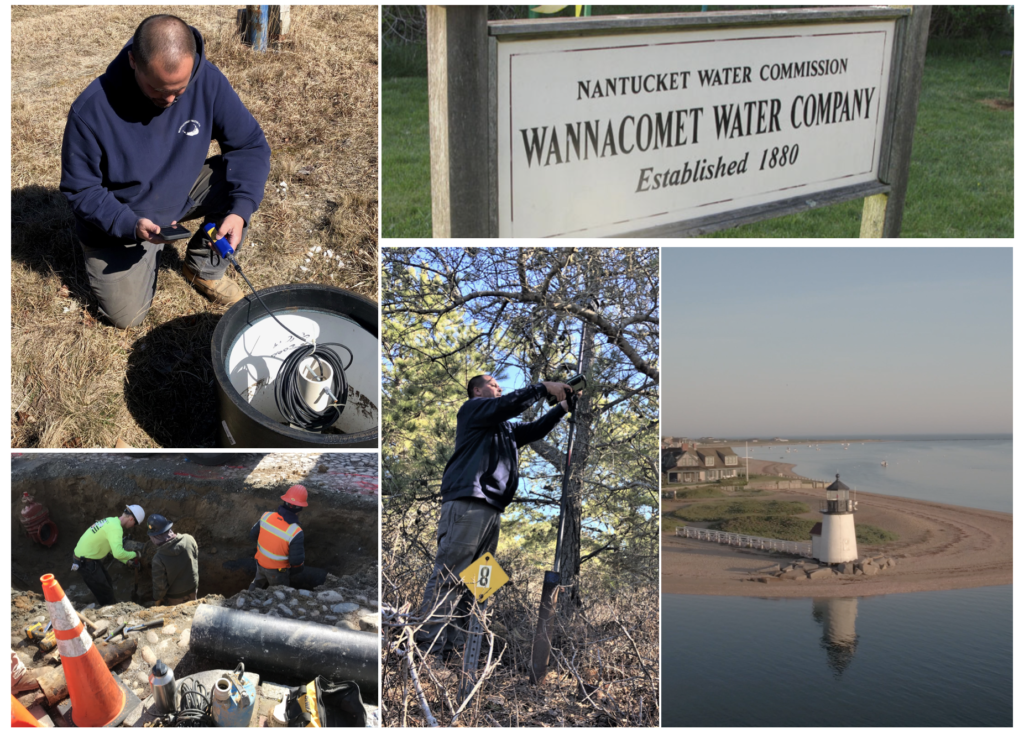 Distinctively Nantucket, Mark Willett, Director of Wannacomet Water Company img