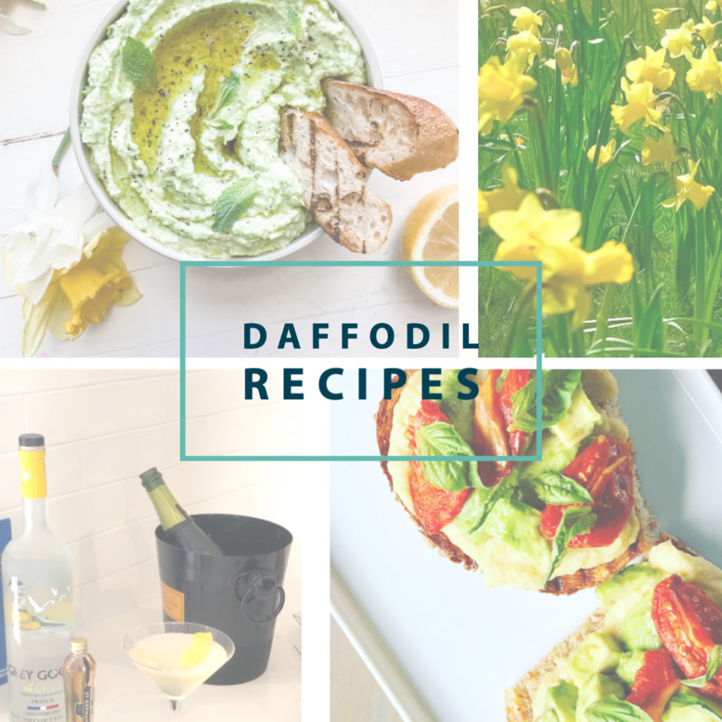 Hosting the Perfect Daffodil Picnic from Home img