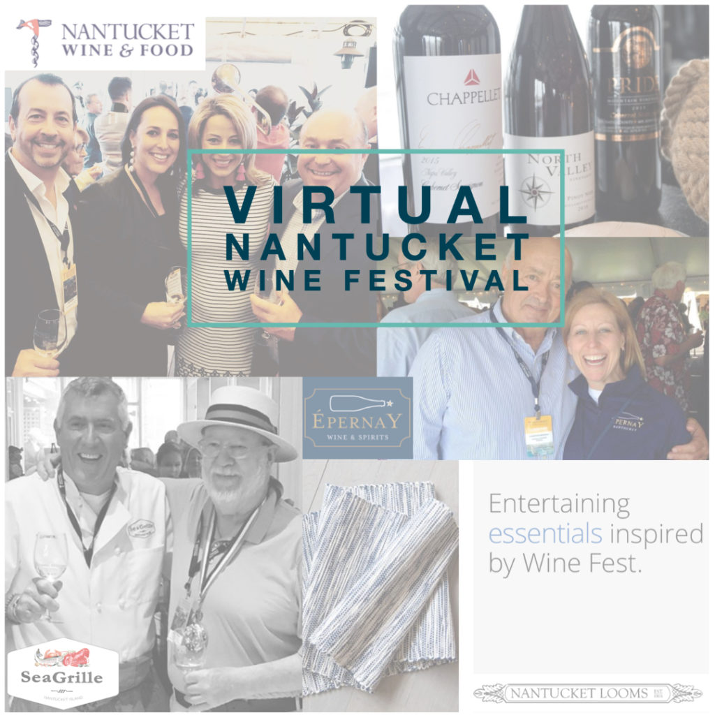 Virtual Nantucket Wine Festival img